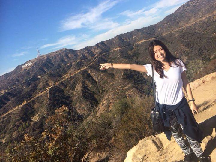 憧れのハリウッドへ