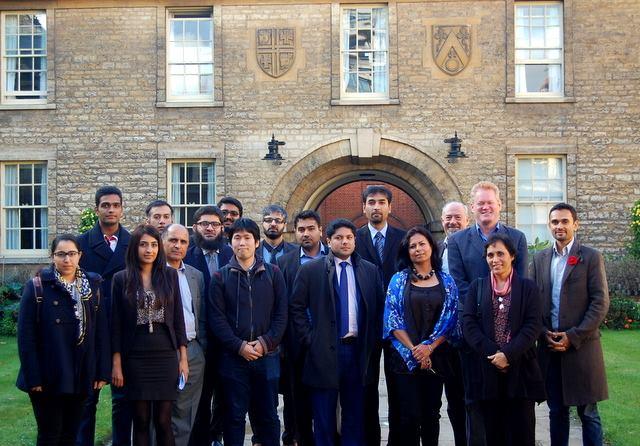 オックスフォード大学の写真