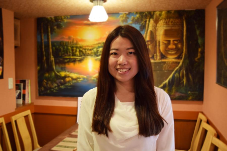 米山遥香さん