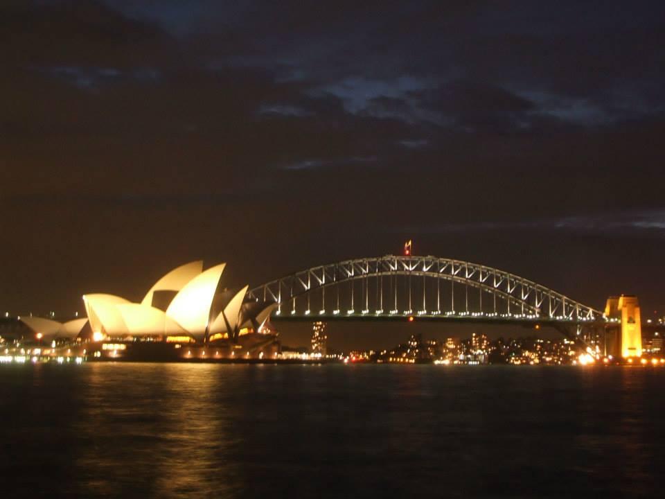 世界三大美港がいつも身近なシドニーの街