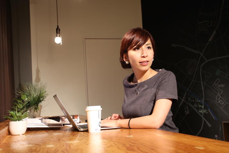 飯田恵梨さん