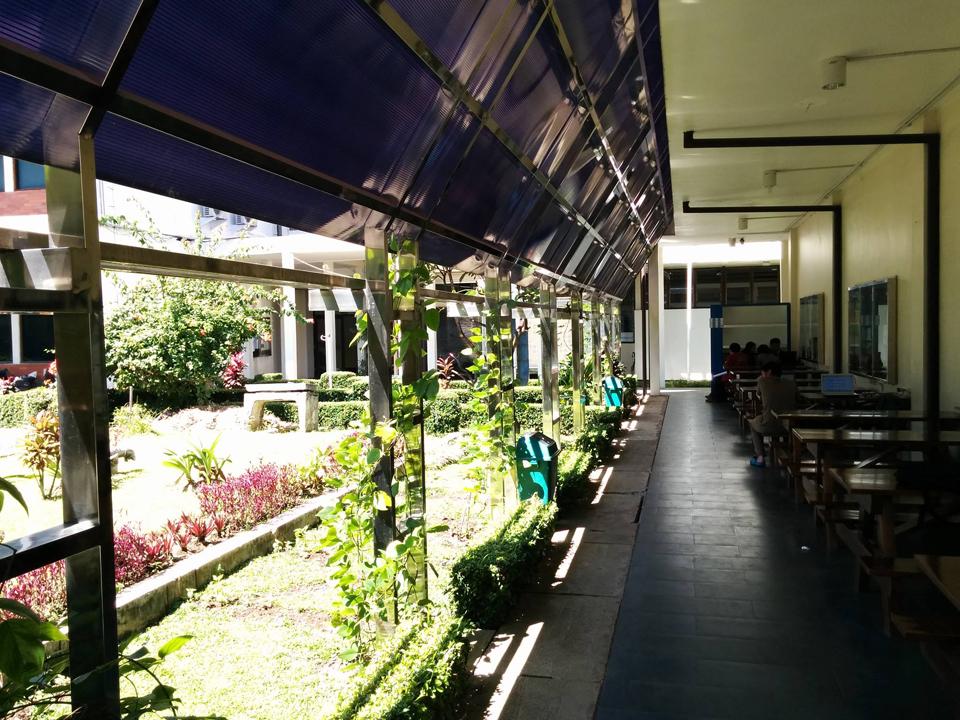 バンドン工科大学の風景