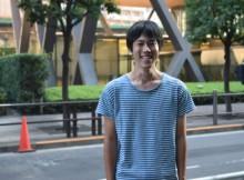 インドネシアのバンドン工科大学に留学中の谷岡ひろきさん