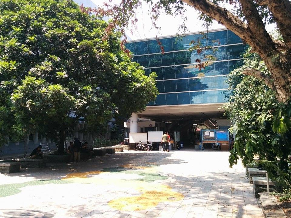 バンドン工科大学の校舎