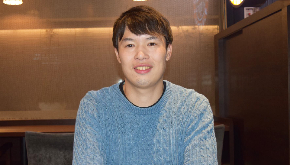 フィリピンに短期で語学留学されていた原田瑞基(はらだみずき)さん