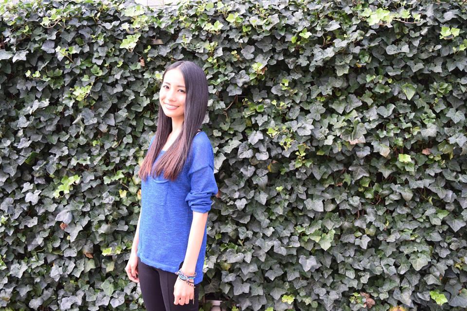フランス、リヨンに1年留学されていた由希さん