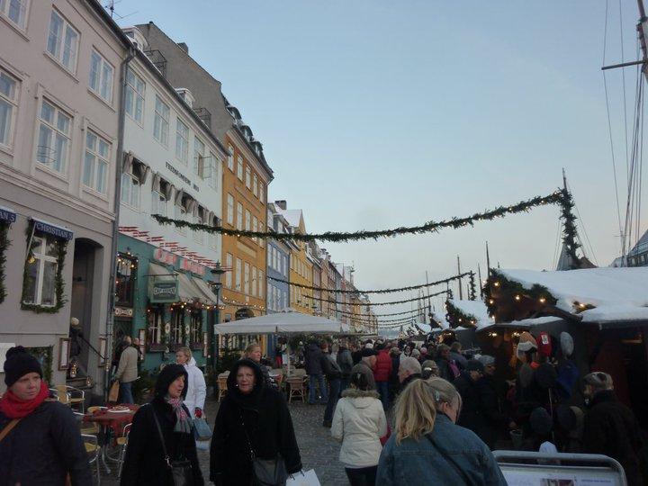 ヘルシンガーの街並