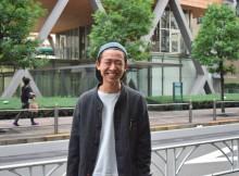 スウェーデンのストックホルム大学に約1年間交換留学されていた篠原健太さん