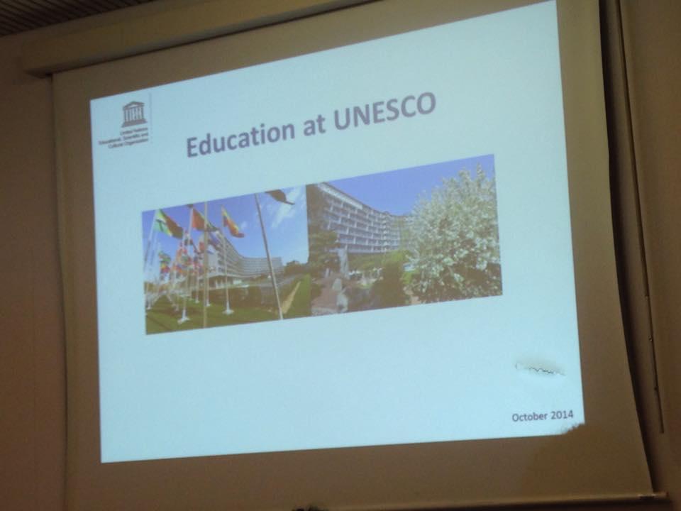 education at unesco