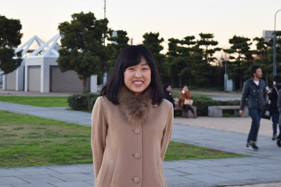 台湾に交換留学をされていた外山友香さん