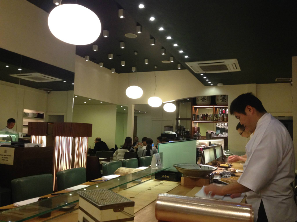 寿司屋アルバイトイメージ写真