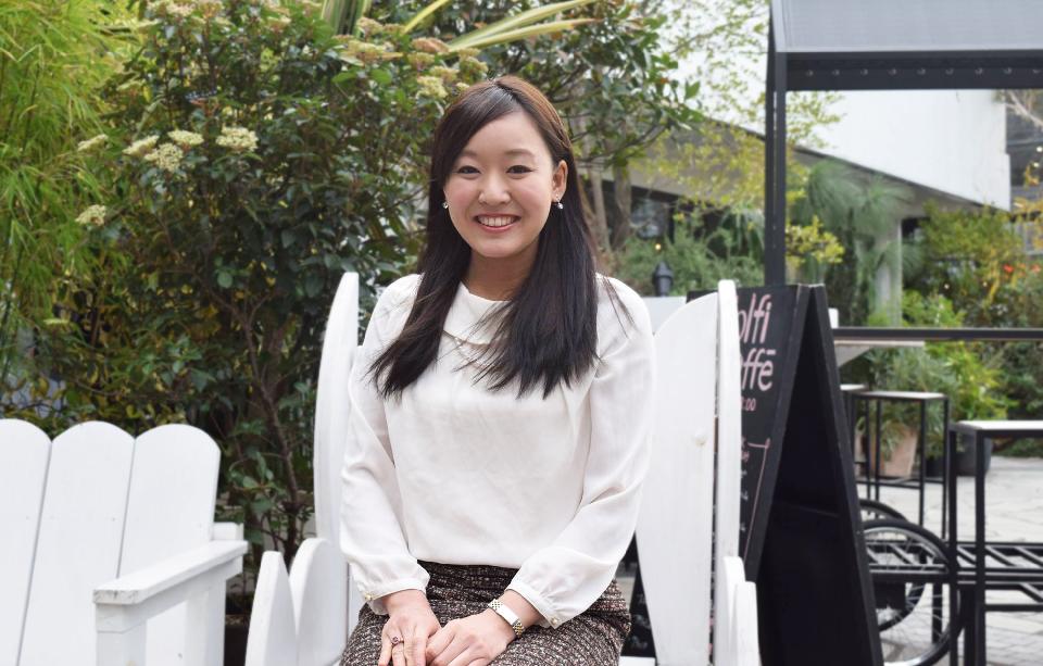 社会人3年目の時に仕事を退職しマルタ島に留学された佐々木賀菜美さん