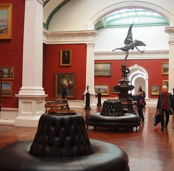 アデレードの博物館