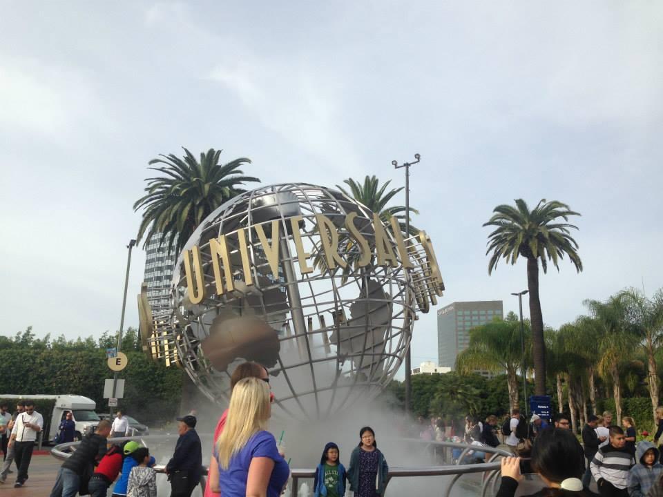 ロサンゼルスのユニバーサルスタジオ