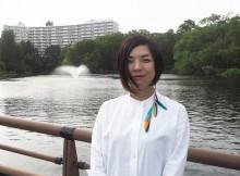 結婚後に、旦那さんと夫婦でロンドンに語学留学されていた富山順子さん。