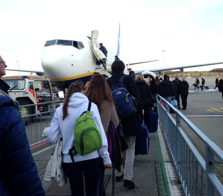 ヨーロッパ旅行の定番「格安航空(LCC)」