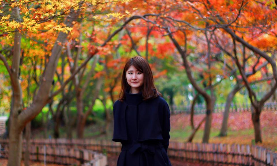 大学2年生の夏と4年生の卒業前に韓国に2度語学留学をされていた松田成美さん