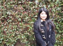 高校卒業後に、アメリカ(LA)の大学に留学されていた吉田理恵さん