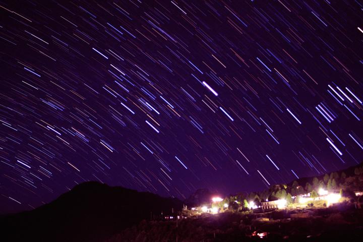 ブータンで星の降った時。