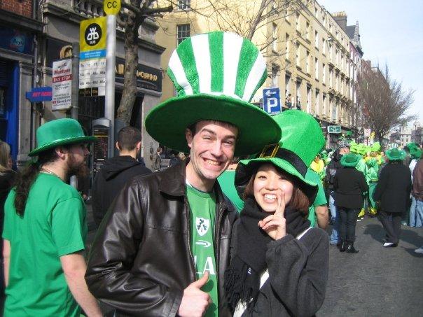 アイルランドでのイベント写真