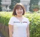 福井の大学を休学し、約1年間ロンドンに語学留学をしていた野路彩也香さん