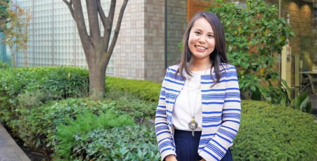 オペア留学でアメリカに行かれていた杉田ゆう子さん。